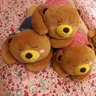 富安娜儿童卡通抱枕(趴趴熊)